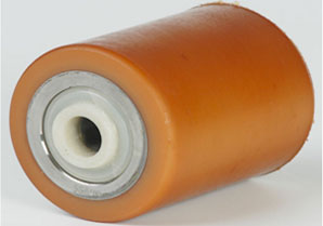 Предлагаем ролики полиуретановые с полиамидными уплотнениями тип L