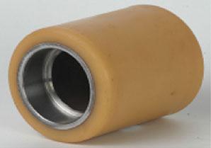 Предлагаем ролики полиуретановые без подшипника тип Z