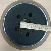 Произвести замеры посадочного отверстия на ступицу редуктора