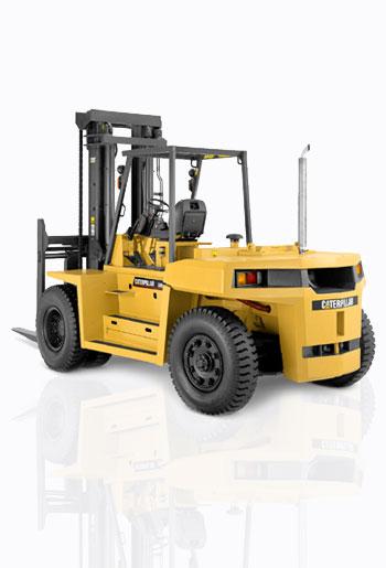 автопогрузчики Caterpillar (Катерпиллер)   ремонт в Евросклад