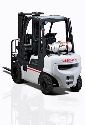 автопогрузчики Nissan (Ниссан)  ремонт в Евросклад