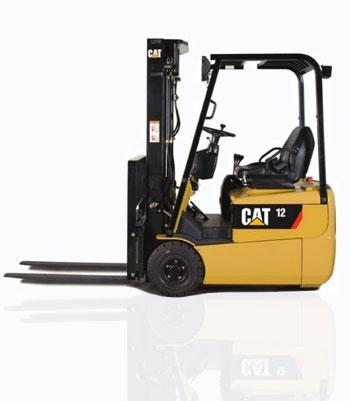 электропогрузчики Caterpillar (Катерпиллер)  ремонт в Евросклад