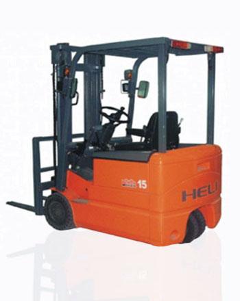 Компания Евросклад предлагает шины для  электропогрузчиков Heli (Хели)