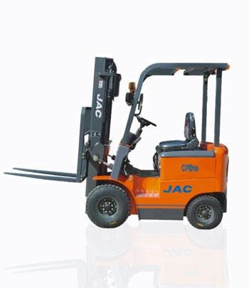 Компания Евросклад предлагает шины для  электропогрузчиков Jac (Джак)
