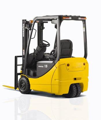 Компания Евросклад предлагает шины для  электропогрузчиков Komatsu (Комацу)