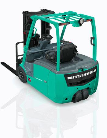 Компания Евросклад предлагает шины для  электропогрузчиков Mitsubishi (Мицубиси)