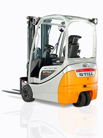 Компания Евросклад предлагает шины для  электропогрузчиков Still (Штиль)