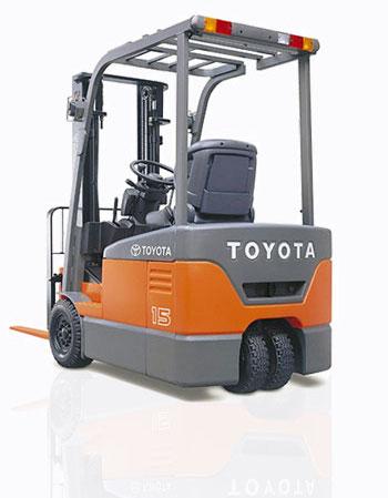 электропогрузчики Toyota (Тойота)  ремонт в Евросклад