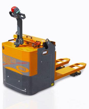 Тележка электрическая (самоходная)  OMG (ОМГ-Италия) ремонт в Евросклад
