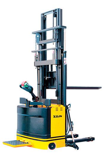 Штабелер электрический самоходный Xilin   (Ксилин) / RUYI (Руи) CDD15R ремонт в Евросклад